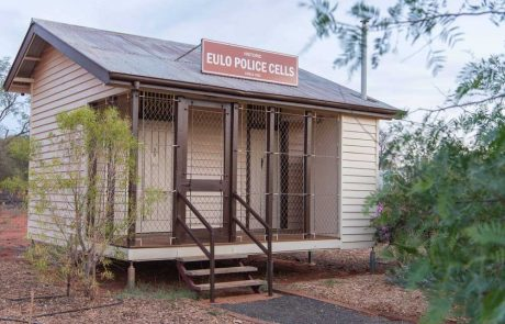 eulo police cells