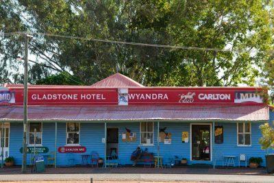 wyandra hotel pub