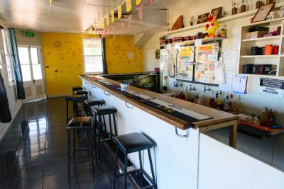inside wyandra pub hotel