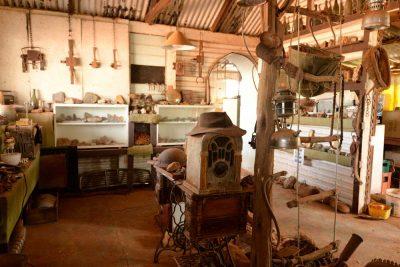 heritage items in yowah